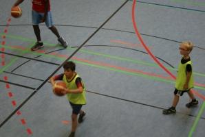 Baketballturnier Ngb Schulen 2016_17