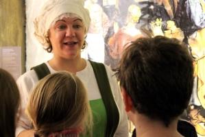 Zu Besuch bei Agnes Dürer_10