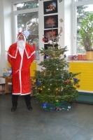 Der Nikolaus in die Regenbogenschule_1