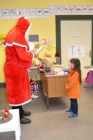 Der Nikolaus in die Regenbogenschule_2